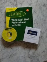 Windows 2000 Professional with CD in Byron, Georgia
