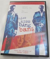 Kiss Kiss Bang Bang~Robert Downey JR. & Val Kilmer in Yorkville, Illinois