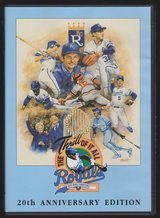 The Thrill Of It All~Kansas City Royals~1985 World Champions 20th Anniversary Edition DVD in Fort Riley, Kansas