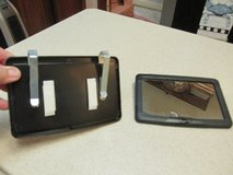 Clip On Car Visor Mirrors Size 4  x 6 (2 Of These) in Houston, Texas