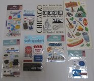 Reduced Again~Travel Stickers in Aurora, Illinois