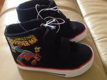 Spider man brand new shoes in Bolingbrook, Illinois