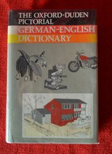 The Oxford-Duden Pictorial German-English Dictionary in Bolingbrook, Illinois