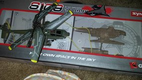 Syma S109 AH-64 Helicopter Gyro System in Spring, Texas
