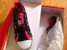 Pink sport shoes in Bolingbrook, Illinois
