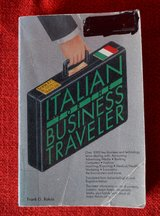 Italian for the Business Traveler in Joliet, Illinois