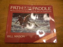 2 Books on Paddling, Canoeing and Kayaking in Palatine, Illinois