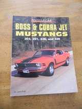 Book on Mustang Muscle Car History in Palatine, Illinois