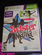 NEW Twister Mania XBOX 360 game in Fort Riley, Kansas