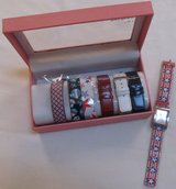 Reduced Watch w/Interchangeable Bands~Reduced in Aurora, Illinois