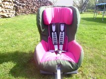 pink Roemer Car seat, be sure that your child will be safe in Ramstein, Germany