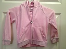 Girl 5/6 GAP Pink Velour in Aurora, Illinois