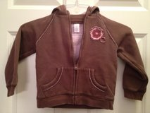 Girl's 5T Carter's Hoodie in Aurora, Illinois