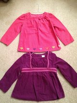 Girl's 5T Gymboree Shirts Corduroy in Aurora, Illinois