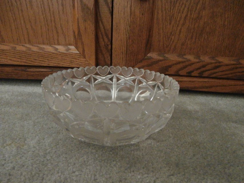 Crystal Bowl Collectibles For Sale On Naperville Bookoo
